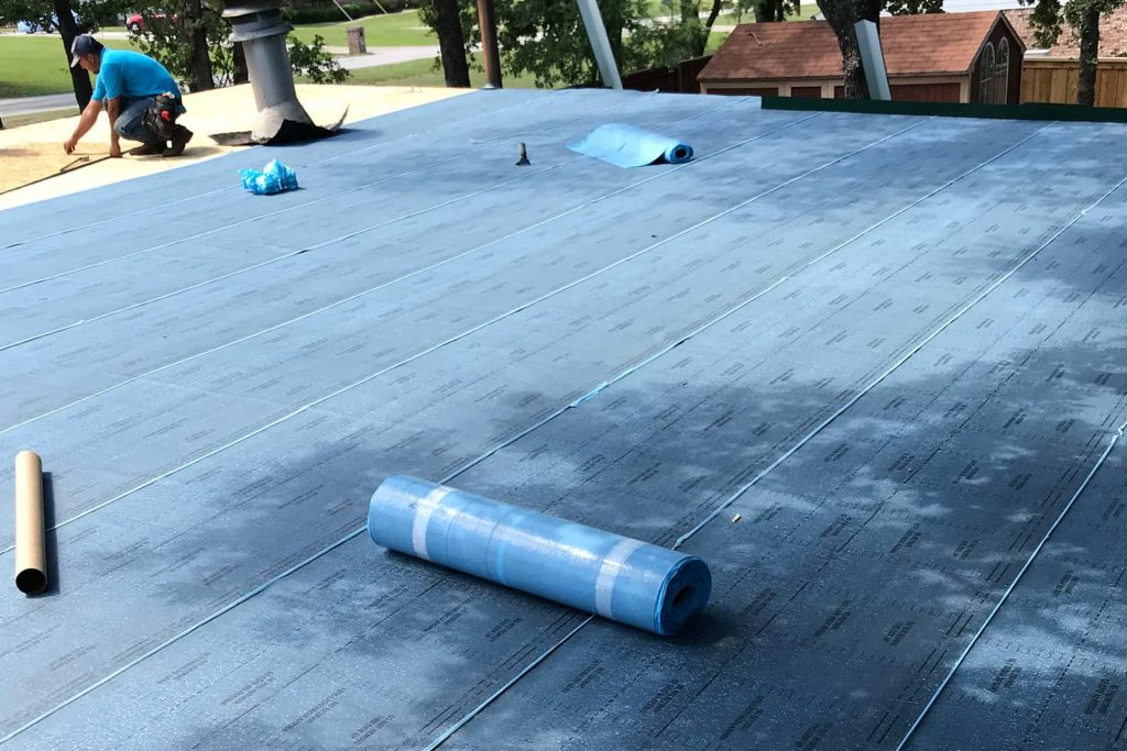 Flat Roof Project