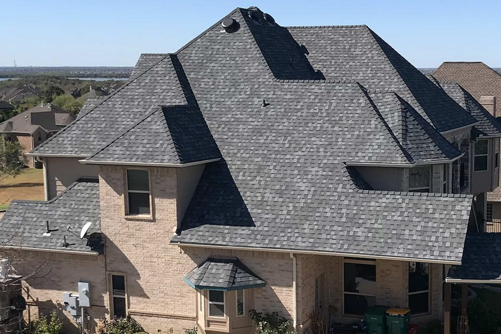 Taylor roofing project